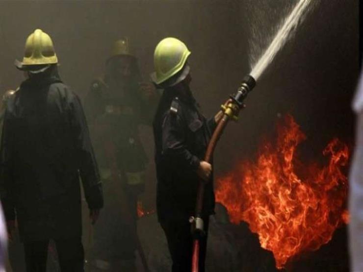 تفاصيل حريق مخزن ملحق بمحل أحذية داخل مول بأكتوبر.. والمعاينة: ماس كهربائي