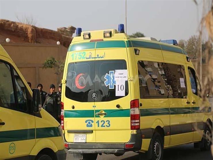 مصرع 3 أشخاص إثر حادث مروع على الطريق الأوسطي بحلوان