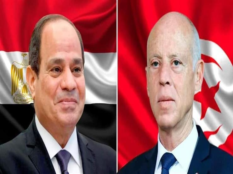 السيسي يهنئ نظيره التونسي بعيد الفطر المبارك
