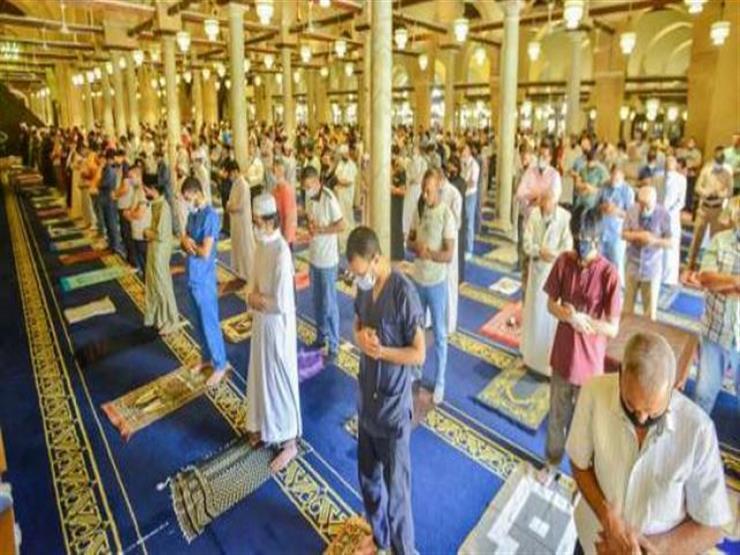 """""""كورونا في رمضان"""".. 8 نصائح لحماية نفسك في صلاة العيد"""