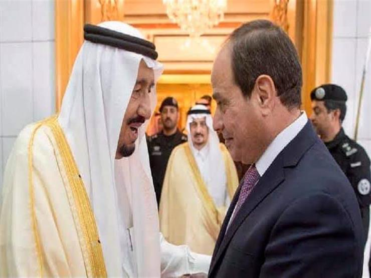 في برقية تهنئة..الملك سلمان يشيد بالعلاقات المصرية السعودية المتميزة