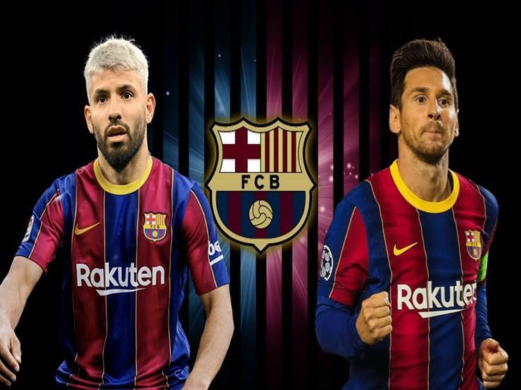 """""""الاتفاق تم"""".. سبورت تكشف تفاصيل مفاوضات برشلونة مع أجويرو"""