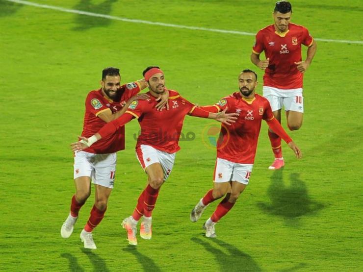 """الأهلي ينتزع فوزا """"مريحا"""" من صنداونز في ربع نهائي الأبطال"""