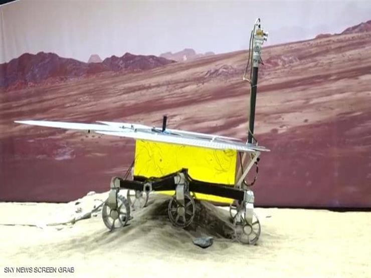 لأول مرة.. الصين تنجح في إنزال مركبة فضائية على سطح المريخ