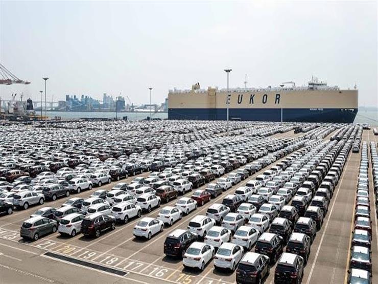 صورة أكثر من 50% ارتفاعًا بصادرات السيارات الكورية الجنوبية في أب