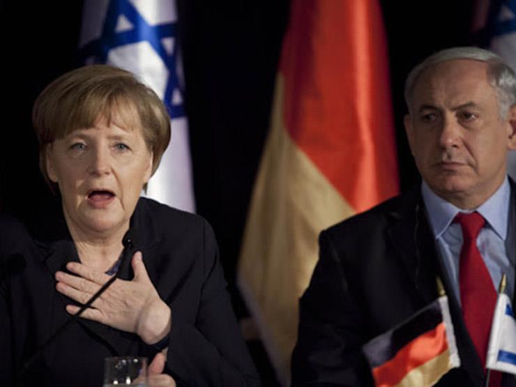 """ميركل تؤكد لنتنياهو """"دعمها الراسخ"""" لحق إسرائيل في الدفاع عن نفسها"""