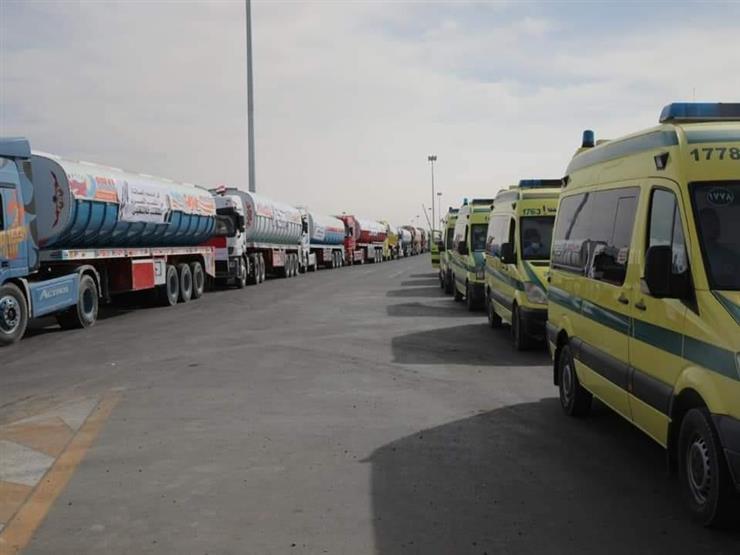 توقف دخول المساعدات لغزة بعد تعرض معبرين حدوديين لهجمات