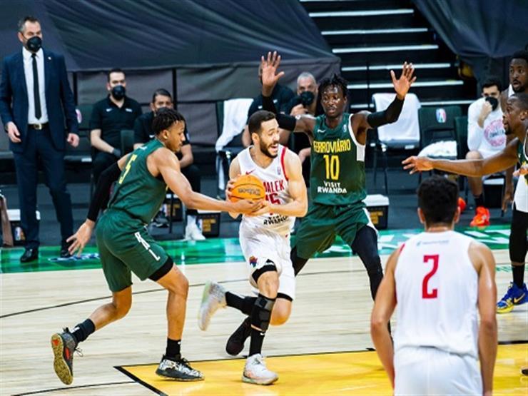 الزمالك يفتتح البطولة الأفريقية لكرة السلة بفوز على بطل موزمبيق
