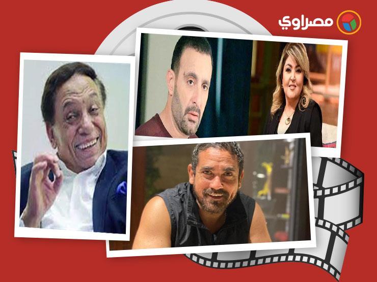 النشرة الفنية  رد السقا على مها أحمد وسبب طرد أمير كرارة من لوكيشن عادل إمام