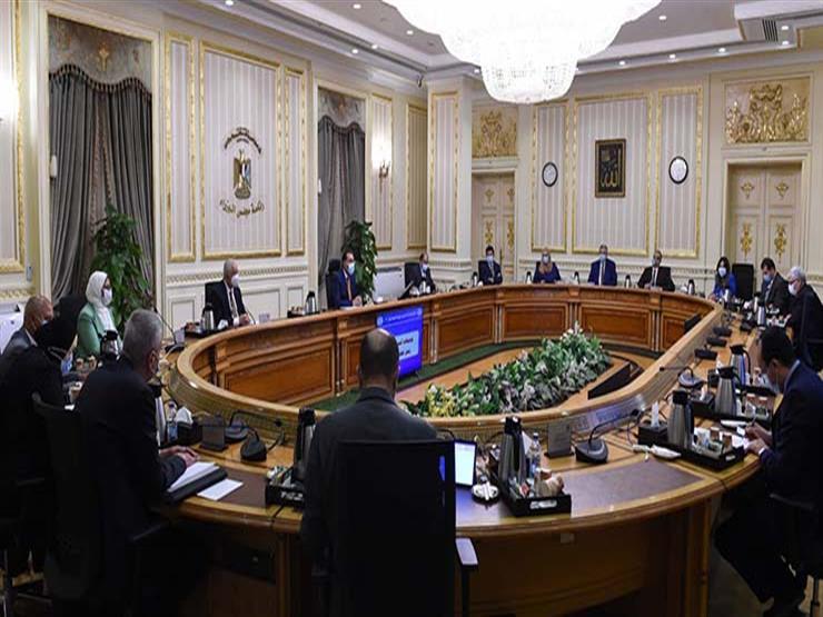 بينها 6 للسيسي.. الحكومة توافق على 13 قرارًا خلال اجتماعها الأسبوعي