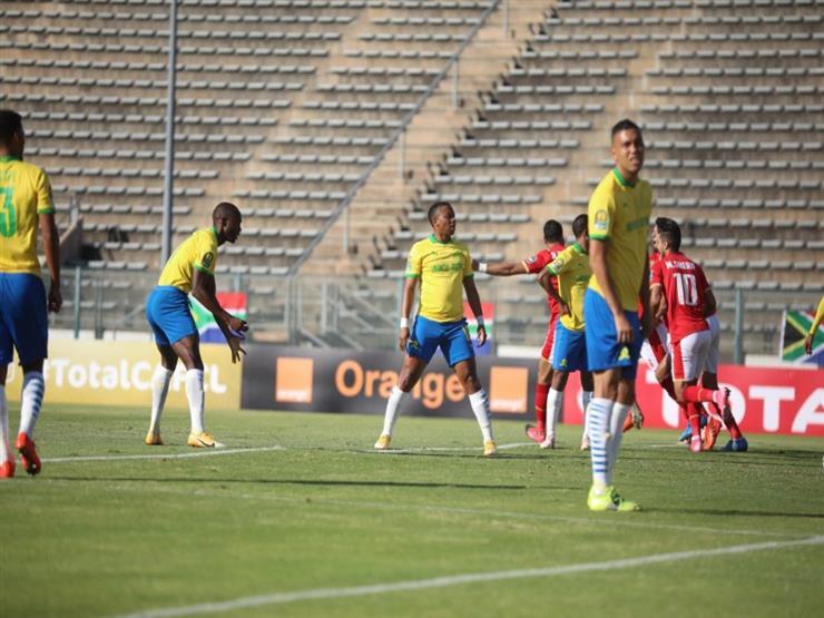 الأهلي يخطف التعادل من صنداونز ويتأهل لنصف نهائي دوري أبطال أفريقيا