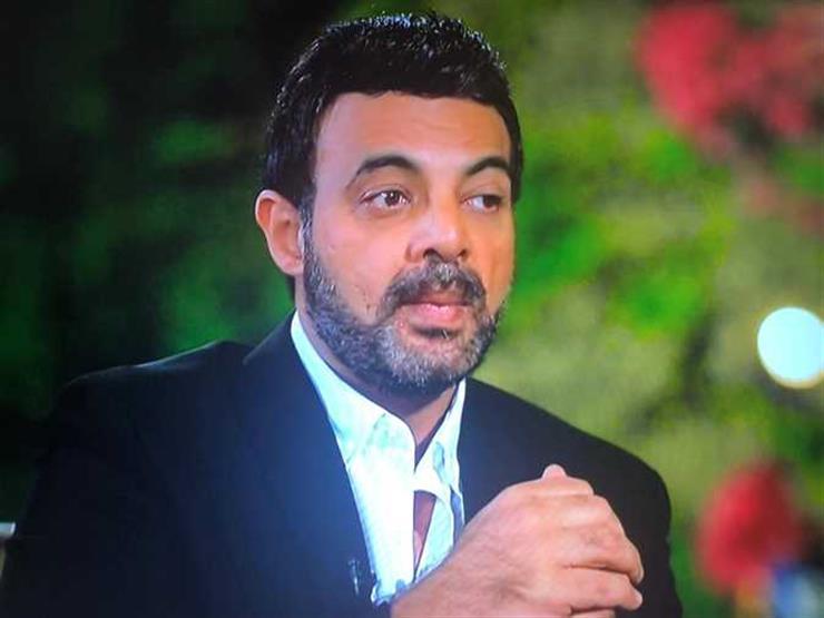 """عمرو محمود ياسين: """"ذكرة ميلاد والدي السنة دي صعبة علينا"""""""