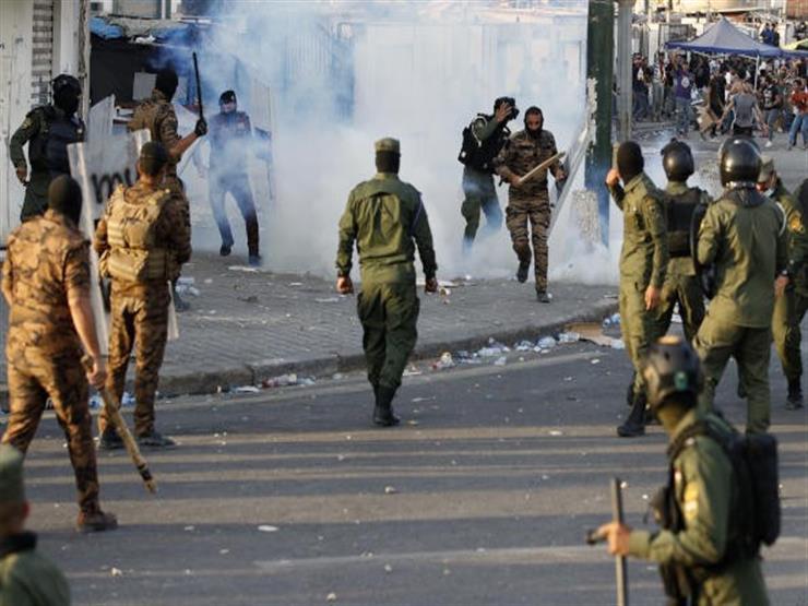 مقتل 3 متظاهرين عراقيين في ساحة التحرير