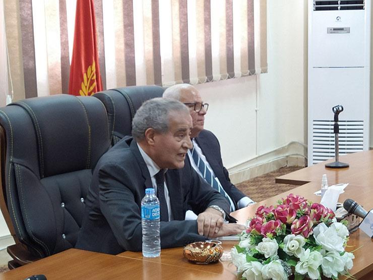 وزير التموين: شراكة مع السودان في مجال اللحوم الحية والمنتجات الزراعية