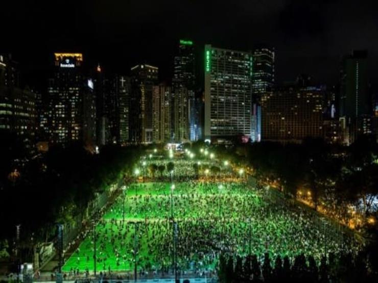شرطة هونج كونج تحظر التجمع في ذكرى قمع تظاهرات تيان أنمين