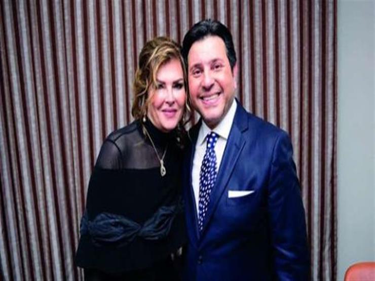 هاني شاكر وزوجته يحصلان على الإقامة الذهبية في الإمارات