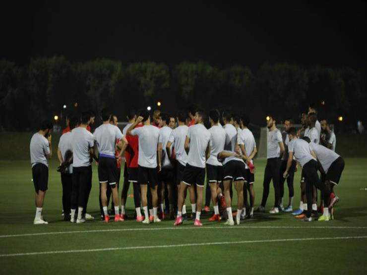 """""""أفشة بين البدلاء"""".. تشكيل الأهلي لمباراة الترجي بدوري الأبطال"""