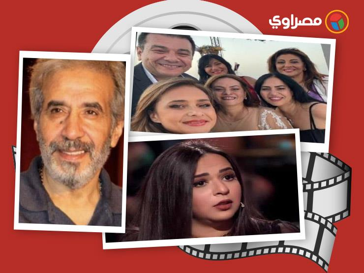 النشرة الفنية| وفاة مخرج وزفاف ابنة كاملة أبو ذكري وزيارة إيمي سمير غانم لقبر والدها