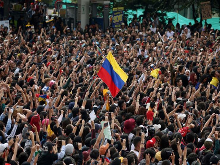 مقتل عدة أشخاص في احتجاجات في كولومبيا