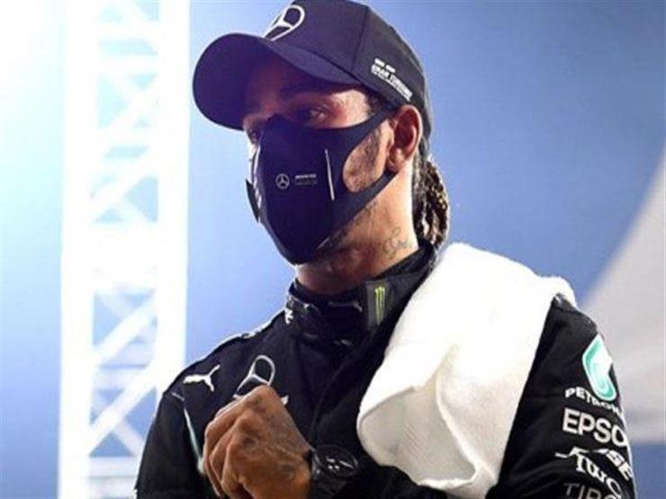 هاميلتون يواصل انطلاقته الناجحة ويفوز بسباق فورمولا البرتغالي