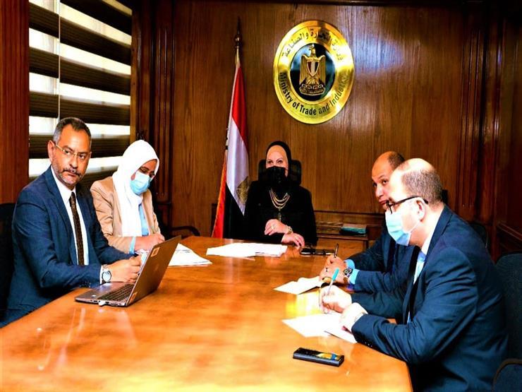 وزيرة الصناعة تبحث مع نيسان العالمية خططها التوسعية في مصر بالمرحلة المقبلة