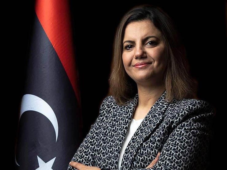 وزيرة الخارجية الليبية تبحث بالقاهرة التطورات السياسية في بلادها