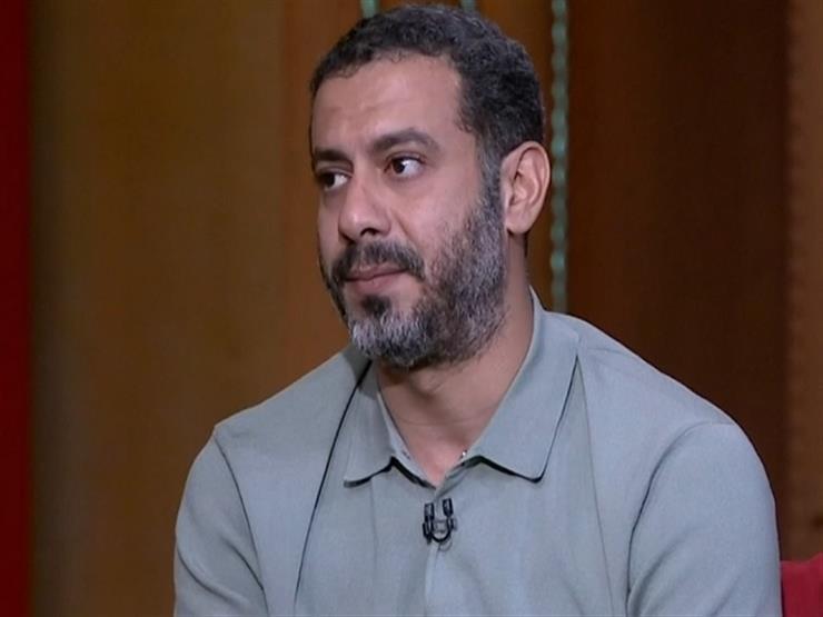 """محمد فراج: تصوير """"لعبة نيوتن"""" استغرق عامين بسبب كورونا"""