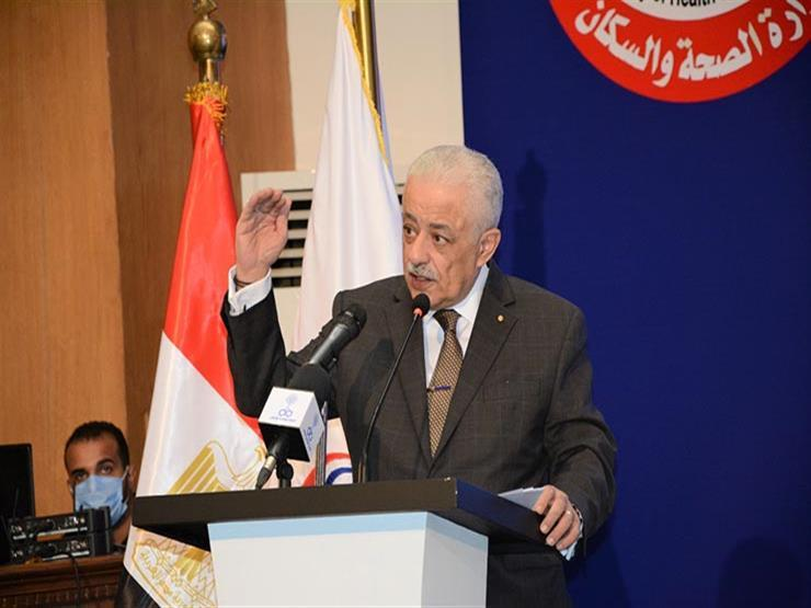 حدث ليلاً| رسائل وزير التعليم لطلاب الثانوية العامة وتطورات حالة دلال عبد العزيز