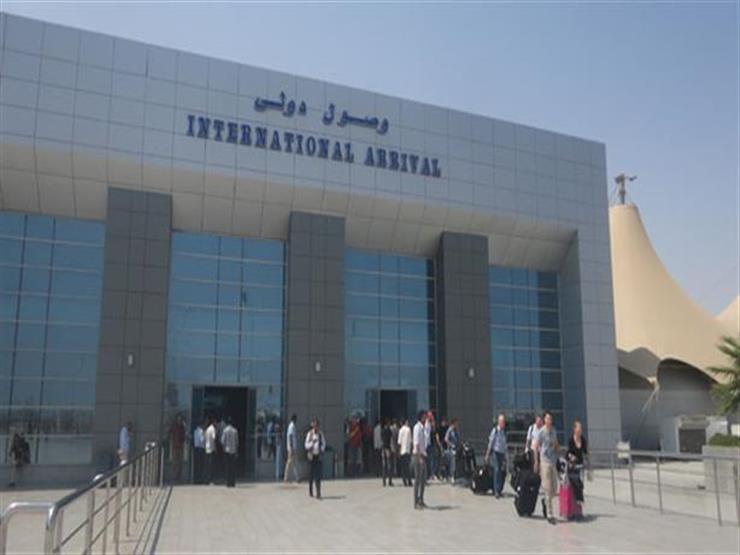 وفد أمني روسي يتفقد مطارَي الغردقة وشرم الشيخ قبل بدء وصول الرحلات