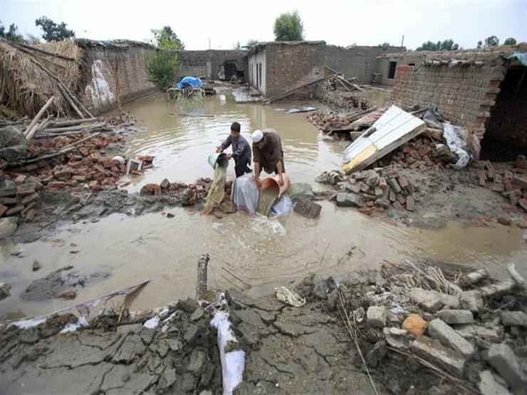 مصرع 14 شخصا في فيضانات غربي أفغانستان
