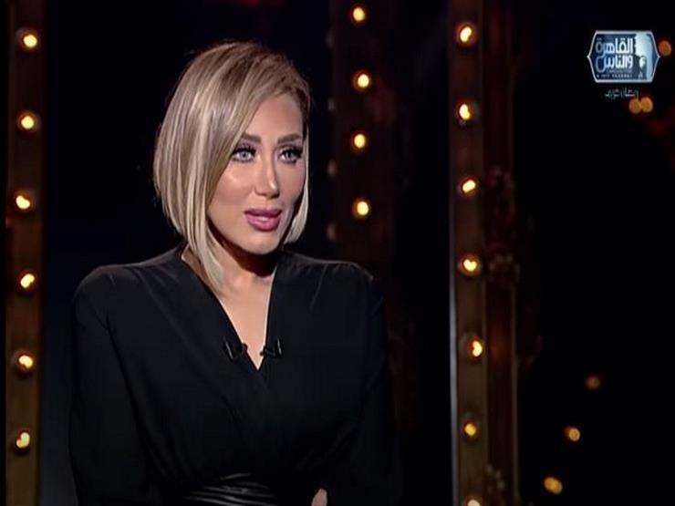 """ريهام سعيد عن ريم البارودي: """"رفعت عليها قضية وغيرتي منها كلام أهبل""""- فيديو"""