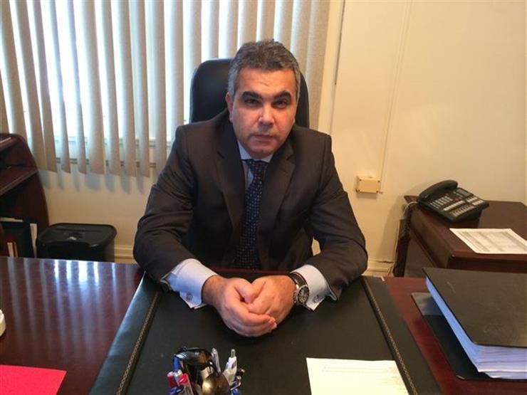 سفير مصر في واشنطن: لن نسمح بممارسات إثيوبيا الأحادية لملء وتشغيل سد النهضة
