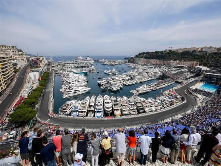 فورمولا-1: إقامة جائزة موناكو الكبرى بحضور 7500 مشجع
