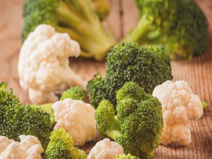 قائمة بأفضل الخضروات لتقليل تضرر الكبد.. منها القرنبيط