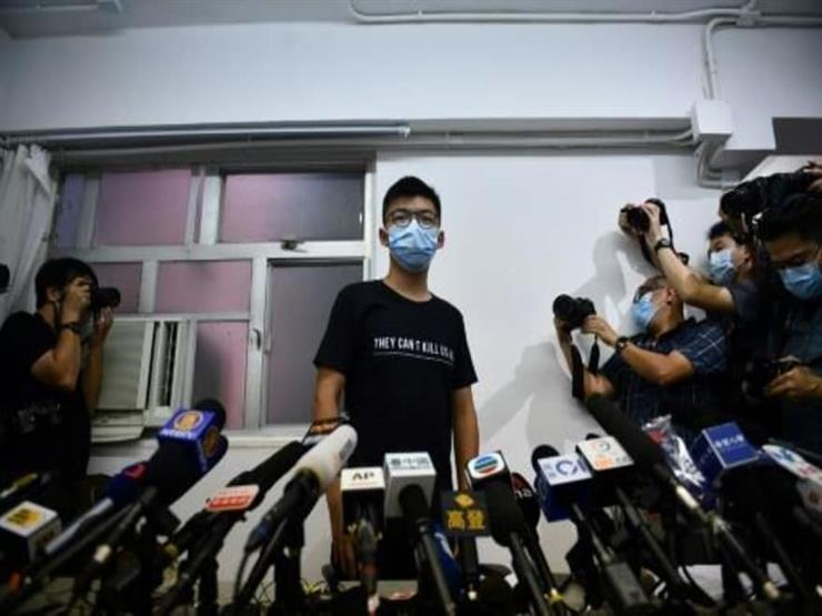 السجن 10 أشهر إضافية للمعارض جوشوا وونغ في هونج كونج