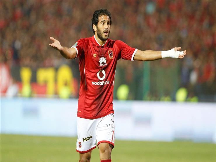 الإسماعيلي يوضح لمصراوي حقيقة التفاوض مع مروان محسن