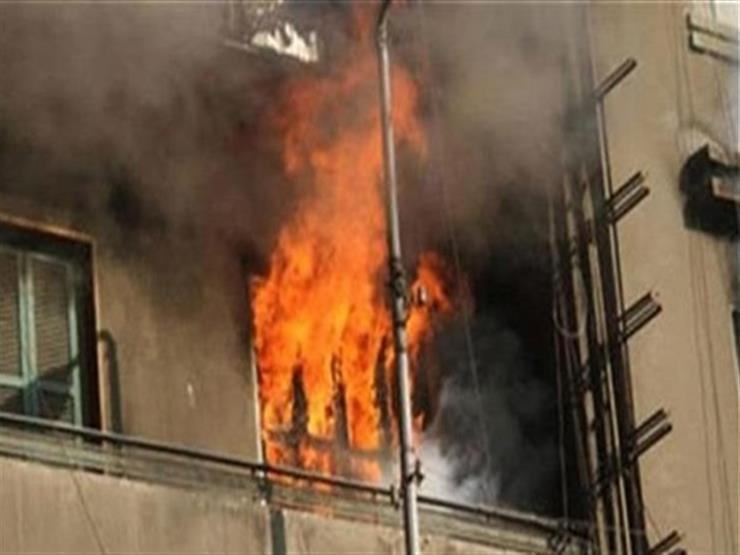 مصرع مُسنة في حريق شقة سكنية بأسيوط