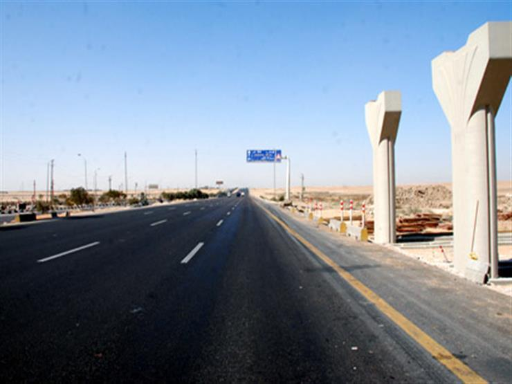 """الجيزة: إغلاق جزئي لطريق """"القاهرة - الإسكندرية"""" الصحراوي بالاتجاه القادم من الرماية لمدة 5 أيام"""