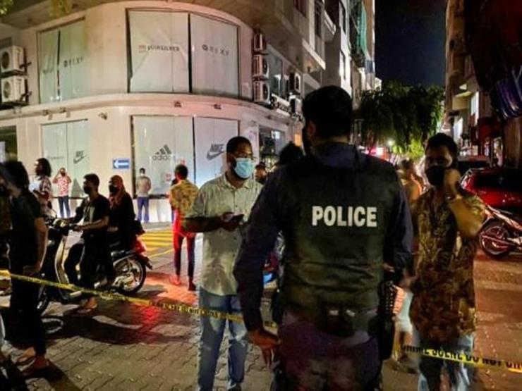 إصابة رئيس المالديف السابق إثر محاولة اغتيال