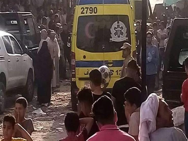 تفاصيل مرعبة.. ننشر اعترافات المتهم بقتل زوجته وأطفاله الـ6 في مذبحة الفيوم