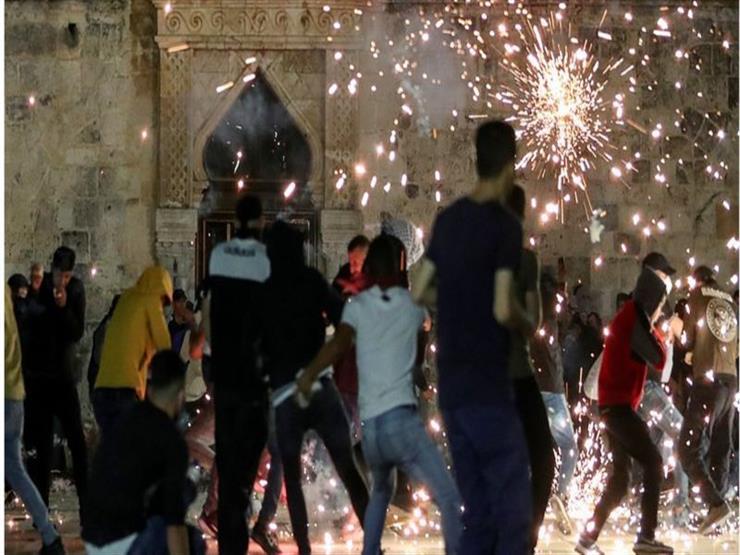 الشيخ جراح: إصابة عشرات الفلسطينيين في اشتباكات بالقدس