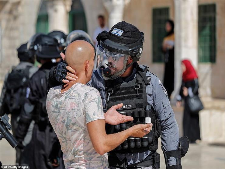 إصابات بالرصاص خلال مواجهات بين الفلسطينيين والاحتلال في نابلس