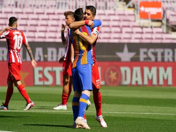 فرصة ثمينة للريال.. برشلونة يتعادل مع أتلتيكو مدريد