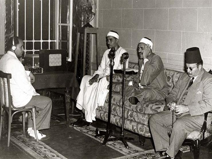 تلاوة نادرة للشيخ مصطفى اسماعيل في احتفالية ليلة القدر عام 1947