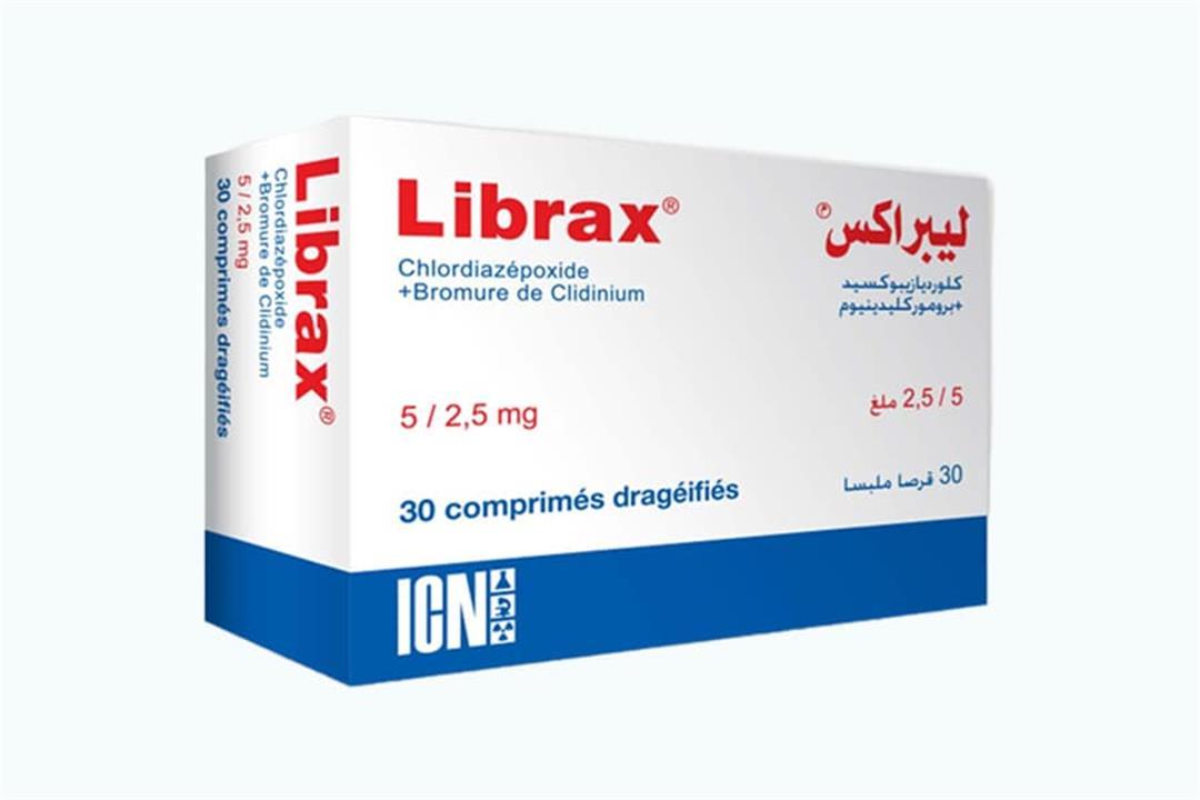 ليبراكس.. دواعي الاستعمال والجرعات والآثار الجانبية