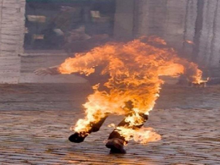 لماذا أضرم ميكانيكي ومساعده النار في جسديهما بالشيخ زايد؟