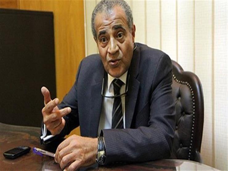 """غدًا.. وزير التموين يشارك في افتتاح معرض """"صنع في مصر"""" بجنوب السودان"""