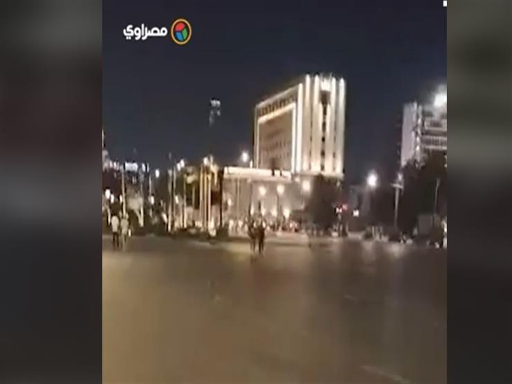 فيديو.. مواطنون يحتفلون بمرور 7 سنوات على إنجازات الرئيس السيسي في التحرير