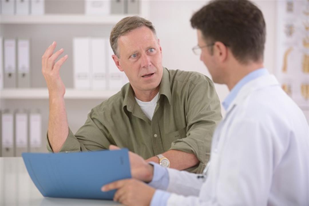 متى تتحدث مع طبيبك عن الصحة الجنسية؟