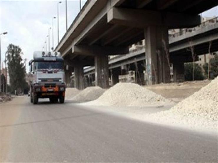 مرور الجيزة: غلق جزئي بطريق المريوطية لمدة ١٠ أيام